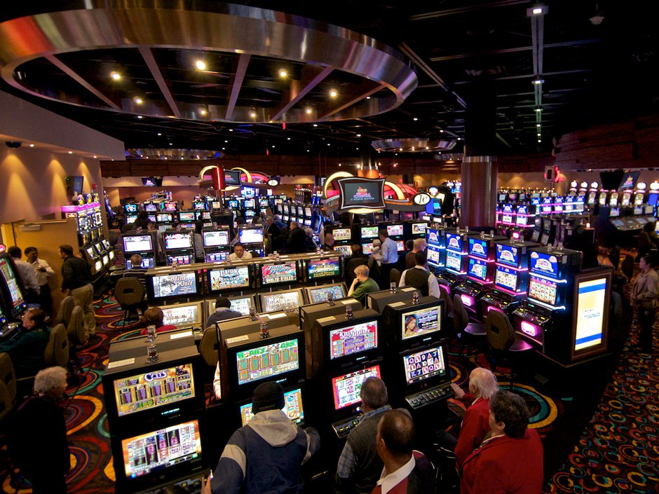 Nine Classes About Casino It's Worthwhile To Study